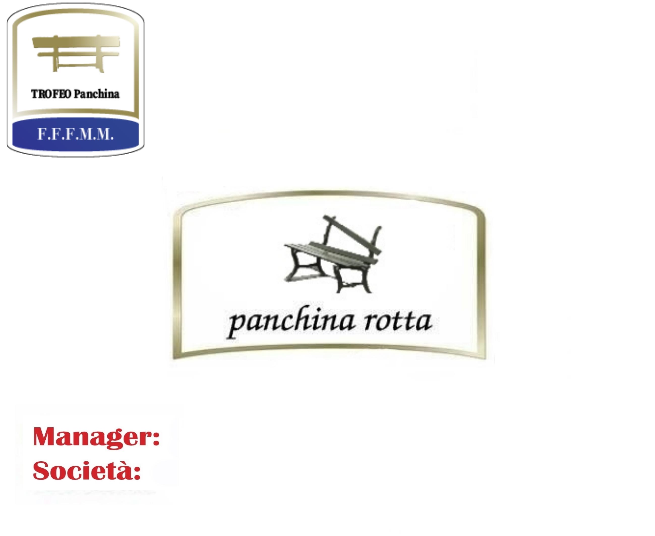 busta_PANCHINA ROTTA