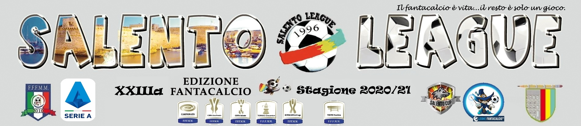Salento League - Fantamagicmania