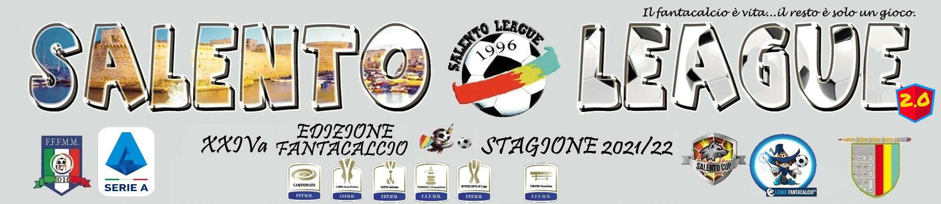 Salento League - Fantamagicmania